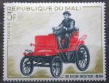 Poštovní známka Mali 1968 De Dion Bouton Mi# 171