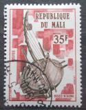 Poštovní známka Mali 1973 Hudební nástroj Dozo N'Goni Mi# 423