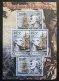 Poštovní známky Burundi 2012 Amerigo Vespucci DELUXE Mi# 2398-99 Kat 10€