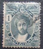 Poštovní známka Zanzibar 1913 Sultán Mi# 109