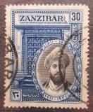 Poštovní známka Zanzibar 1936 Sultán Mi# 192
