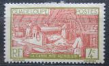 Poštovní známka Guadeloupe 1928 Rafinérie na cukrovou třtinu Mi# 98