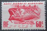 Poštovní známka St. Pierre a Miquleon 1947 Ryba Mi# 351