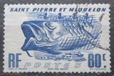Poštovní známka St. Pierre a Miquleon 1947 Ryba Mi# 352