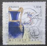 Poštovní známka Francie 2018 Porcelán Mi# 7117 Kat 3€
