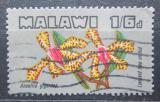 Poštovní známka Malawi 1969 Orchidej Mi# 112