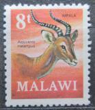 Poštovní známka Malawi 1971 Impala Mi# 152