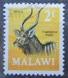 Poštovní známka Malawi 1971 Nyala nížinná Mi# 149