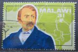 Poštovní známka Malawi 1973 David Livingstone Mi# 199