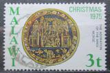 Poštovní známka Malawi 1975 Vánoce Mi# 255