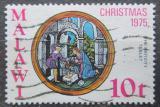 Poštovní známka Malawi 1975 Vánoce Mi# 256