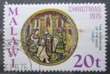Poštovní známka Malawi 1975 Vánoce Mi# 257