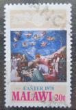 Poštovní známka Malawi 1978 Velikonoce, umění Mi# 295