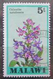 Poštovní známka Malawi 1979 Calanthe natalensis Mi# 307