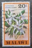 Poštovní známka Malawi 1979 Cyrtorchis arcuata Mi# 312