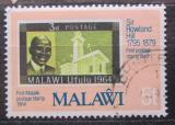 Poštovní známka Malawi 1979 Rowland Hill Mi# 332