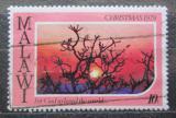Poštovní známka Malawi 1979 Vánoce, krajina Mi# 337
