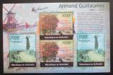 Poštovní známky Burundi 2012 Umění, Armand Guillaumin DELUXE Mi# 2365-66 Kat 10€