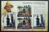 Poštovní známky Burundi 2012 Umění, Gustave Caillebotte Mi# 2371-72 Kat 10€