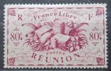 Poštovní známka Reunion 1943 Produkty země Mi# 271