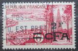 Poštovní známka Reunion 1956 Bordeaux přetisk Mi# 391
