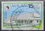 Poštovní známka Malawi 1989 Komunikační stanice Mi# 533