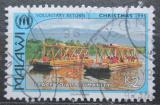 Poštovní známka Malawi 1995 Vánoce, hospodářské úspěchy Mi# 661