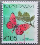 Poštovní známka Malawi 2007 Acraea acrita Mi# 793 Kat 6€