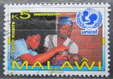 Poštovní známka Malawi 1997 UNICEF Mi# 677