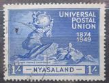 Poštovní známka Ňasko, Malawi 1949 UPU, 75. výročí Mi# 92
