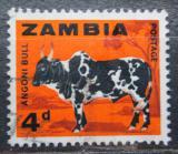 Poštovní známka Zambie 1964 Skot Mi# 5