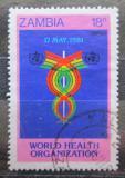 Poštovní známka Zambie 1981 Světový den komunikace Mi# 246