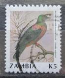 Poštovní známka Zambie 1991 Holub ostrovní Mi# 548 Kat 3€