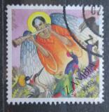 Poštovní známka Zambie 1995 Vánoce Mi# 649