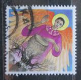 Poštovní známka Zambie 1995 Vánoce Mi# 650