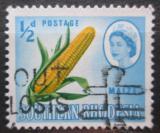 Poštovní známka Jižní Rhodésie, Zimbabwe 1964 Kukuřice setá Mi# 94