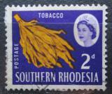 Poštovní známka Jižní Rhodésie, Zimbabwe 1964 Tabák Mi# 96