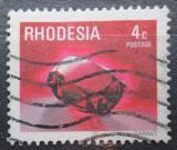 Poštovní známka Rhodésie, Zimbabwe 1978 Granát Mi# 208