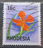 Poštovní známka Rhodésie, Zimbabwe 1976 Wormskioldia longipedunculata Mi# 178