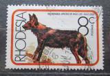 Poštovní známka Rhodésie, Zimbabwe 1976 Pes hyenový Mi# 182