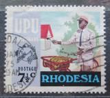 Poštovní známka Rhodésie, Zimbabwe 1974 UPU, 100. výročí Mi# 157