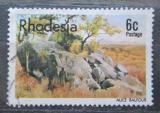 Poštovní známka Rhodésie, Zimbabwe 1977 Umění, Alice Balfour Mi# 196