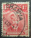 Poštovní známka Britská Jižní Afrika 1913 Král Jiří V. Mi# 120