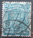 Poštovní známka Britská Jižní Afrika 1898 Znak společenství Mi# 61