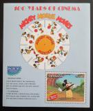 Poštovní známka Grenada 1997 Disney, Mickey Mouse Mi# Block 467