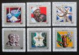 Poštovní známky Rwanda 1970 Objevení chininu Mi# 408-13