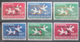 Poštovní známky Guinea 1962 Dobytí vesmíru přetisk Mi# 145-48 I-II Kat 19.30€