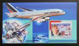 Poštovní známka Guinea 2006 Airbus A 380 Mi# Block 1101