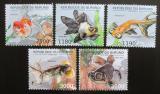Poštovní známky Burundi 2012 Ryby Mi# 2783-87 Kat 10€