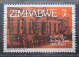 Poštovní známka Zimbabwe 1980 Pošta v Salisbury Mi# 248